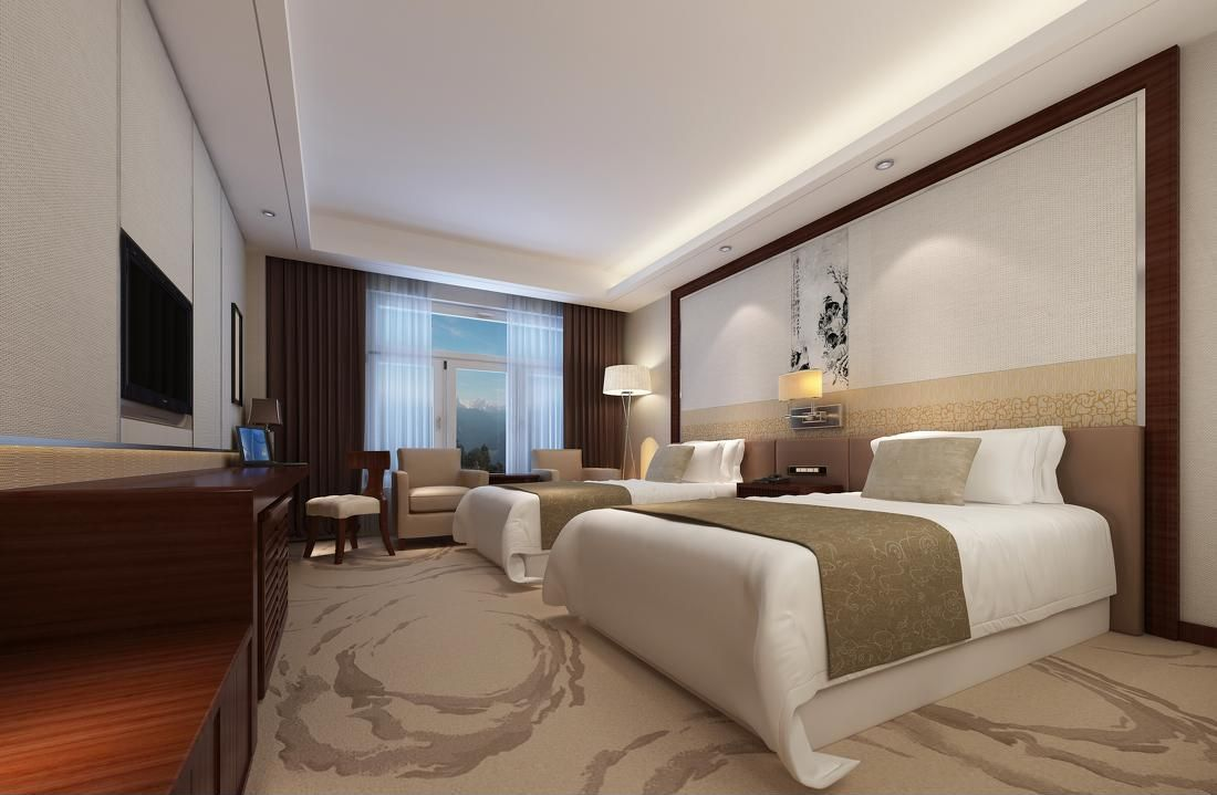 成都酒店客房裝修設計技巧有哪些?