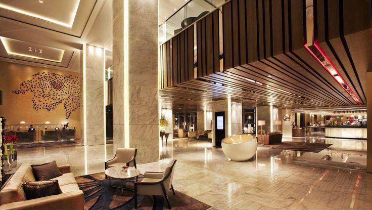 商务型酒店装修设计规划
