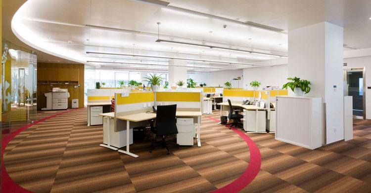 办公室设计颜色搭配