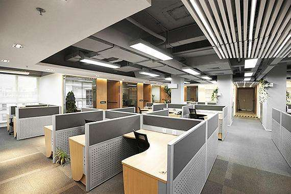 办公室装修通风设计