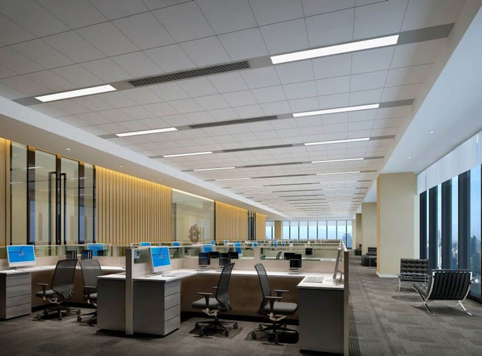 办公室装修装饰空间