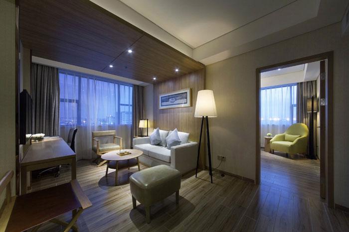 房间小客厅效果图