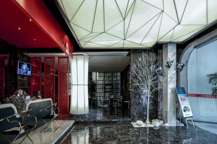 CoCo格调主题酒店|宾馆装修设计