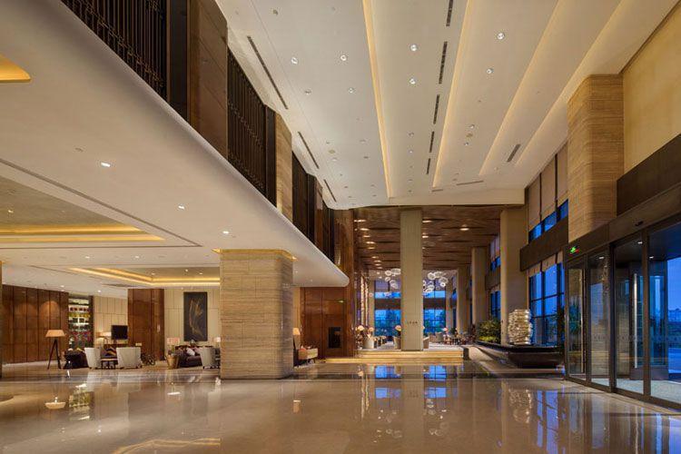 五星级商务酒店装修设计(实景图)