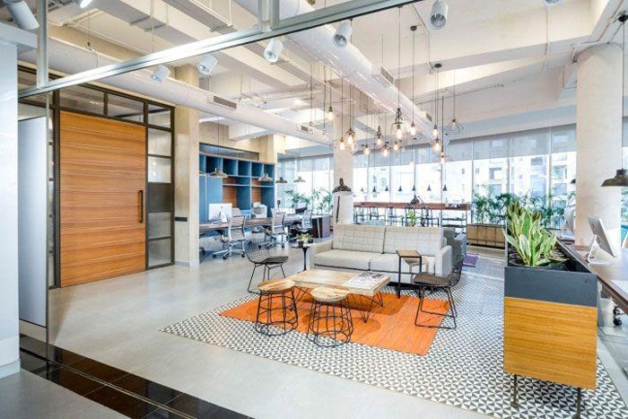 办公室自然采光设计元素