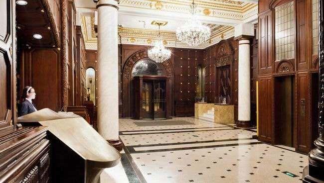 酒店大厅古典风格装修