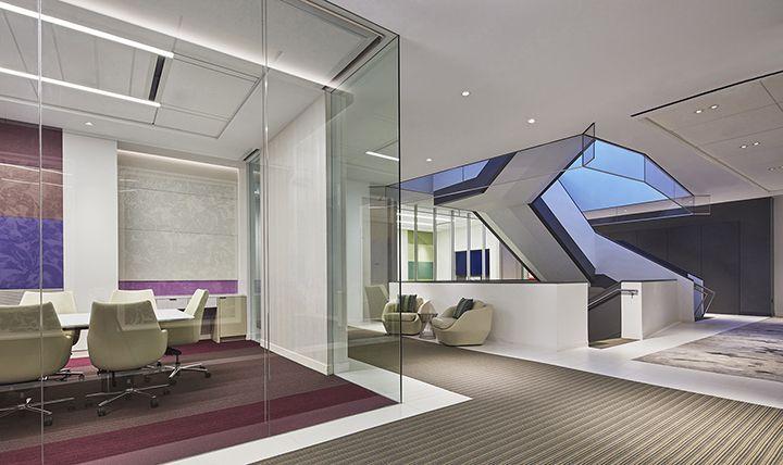 律师事务所办公室空间设计
