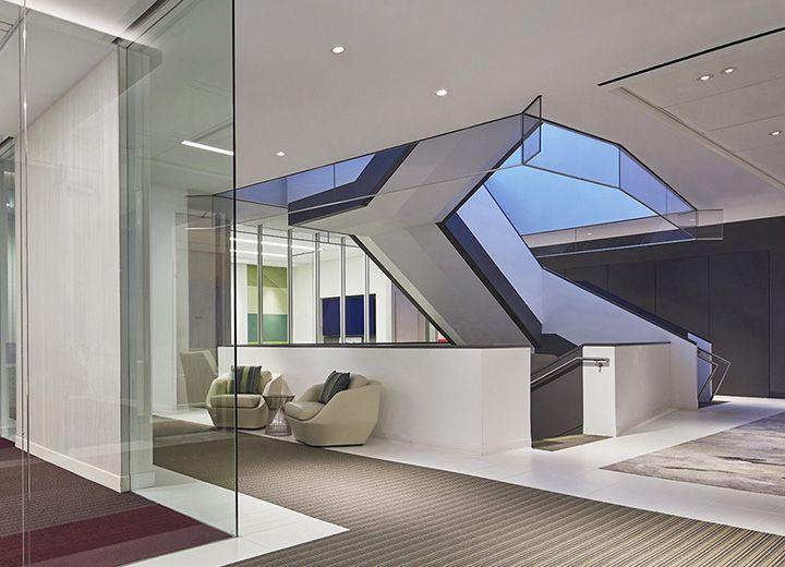律师事务所办公室空间装修设计