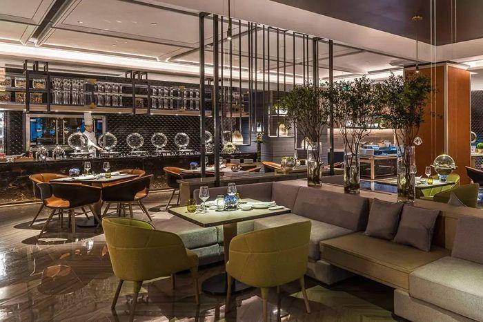 酒店装修餐厅风格设计