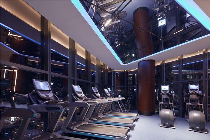酒店健身房设计
