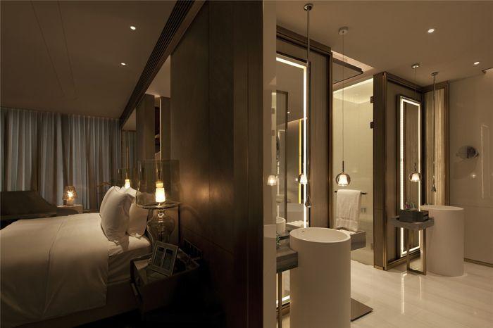 酒店客房空间装修设计