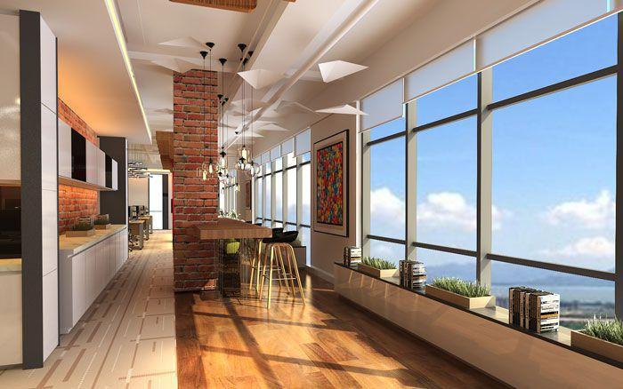 电子商务办公室空间设计