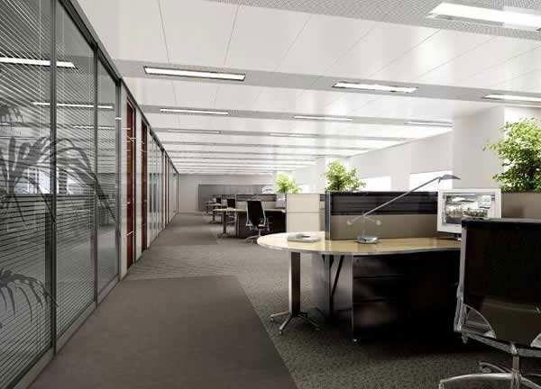成都办公室简约风格装修