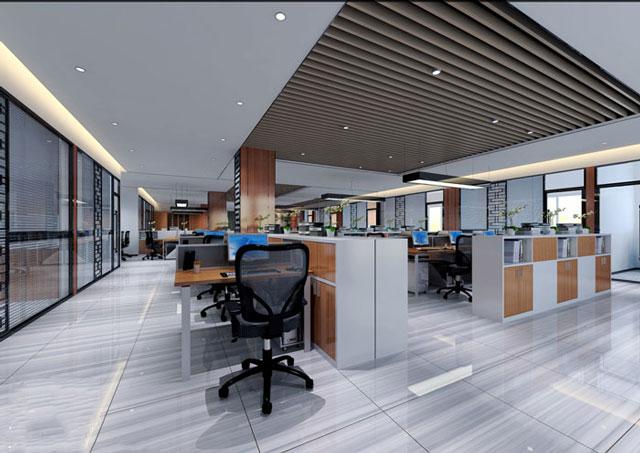 办公室装修空间设计