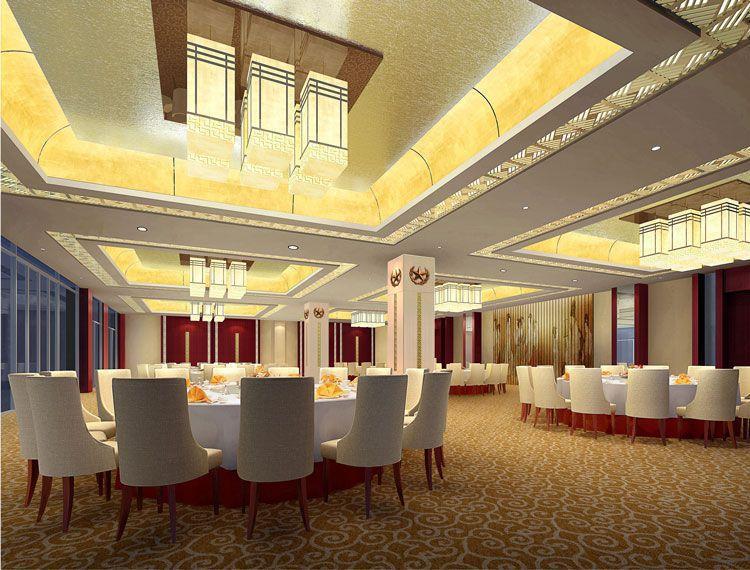 酒店一楼宴会大厅