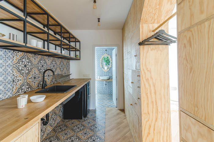 工作室厨房空间装修