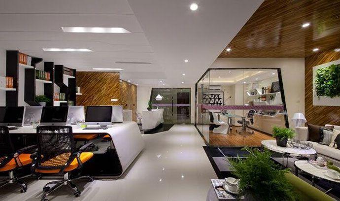 办公室装修空间布局设计