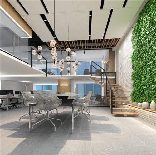 复式办公室装修怎么设计好看?
