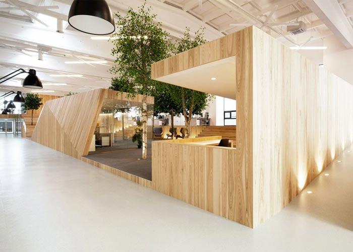 童装设计公司办公室空间装饰设计