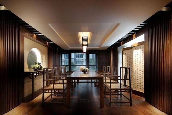 中式风格办公装修