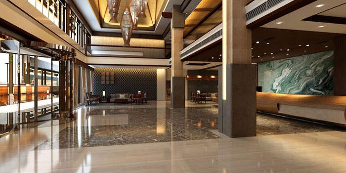 酒店空间区域装修设计