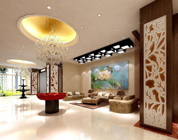 快捷酒店装修怎么合理设计空间布局?