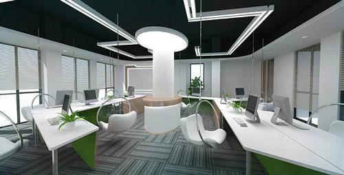 公司办公室空间设计