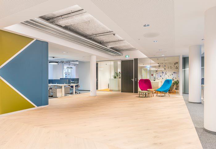 软件开发公司空间