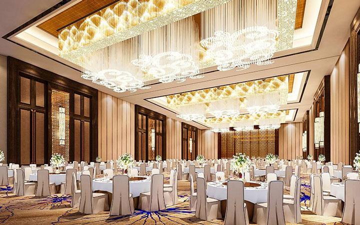 酒店宴会多功能厅装修该怎么设计?