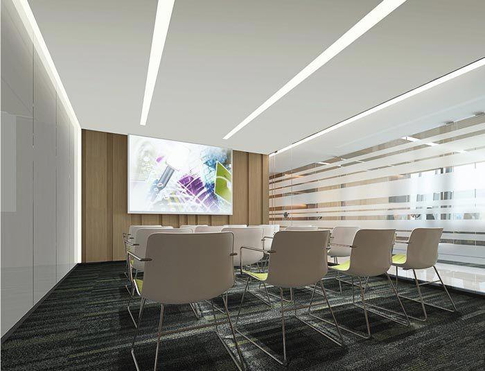 公司小型多媒体会议室