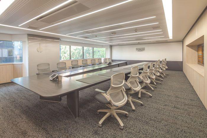 公司大会议室设计