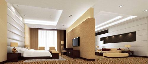 长住型酒店套房设计
