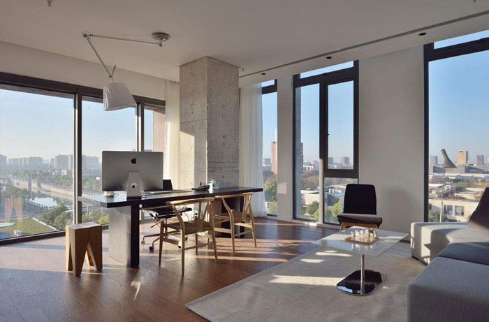 办公室内空间设计