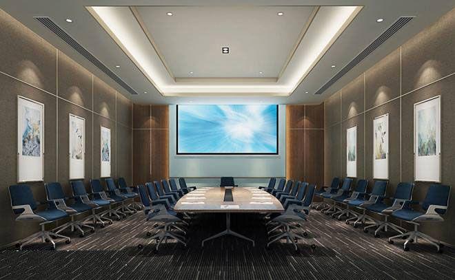 公司会议室挂式装饰画