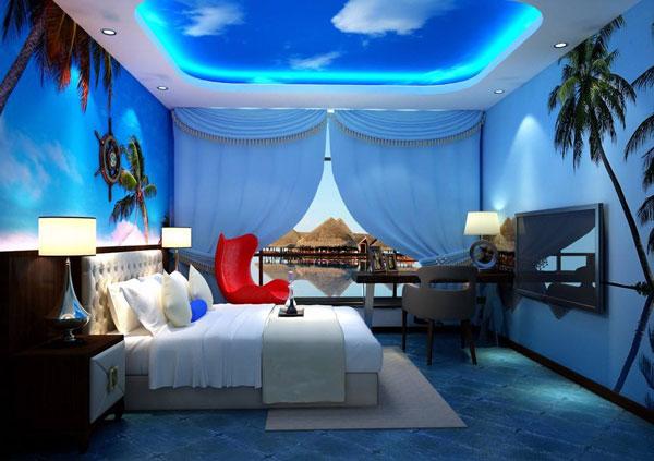 成都主题酒店装饰设计