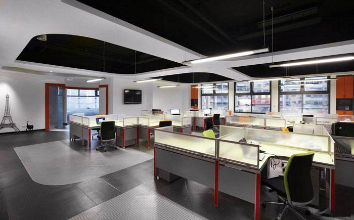 如何选到简洁大气又环保省钱的办公室装修风格