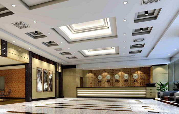 酒店宾馆装修设计要注意哪些地方?