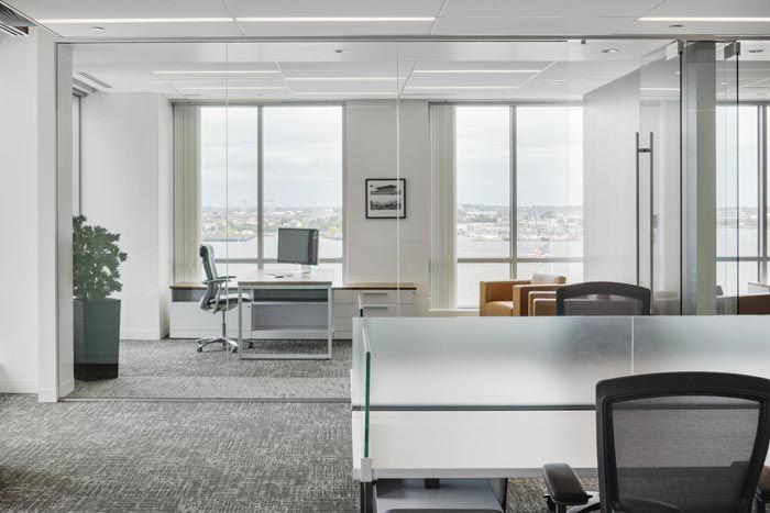 成都金融投资公司装修独立办公室
