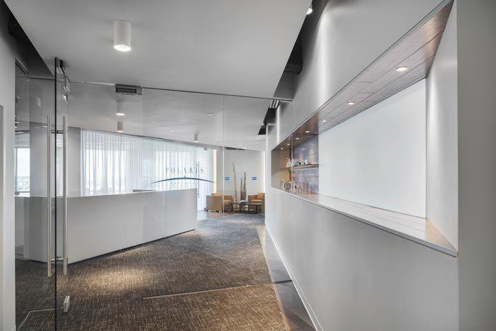 金融投资公司办公室装修装饰