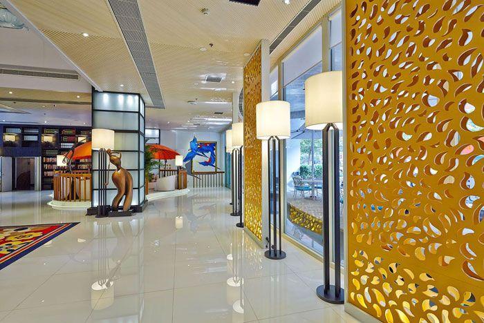 酒店装修设计从哪些方面提升整体品质?