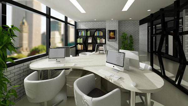 成都小型办公室装修哪家好?