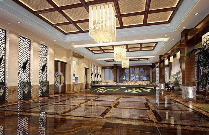 好的酒店需要如何装修设计?