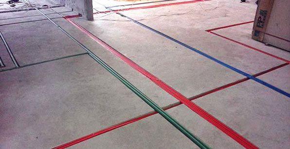 办公室装修水电如何布线?