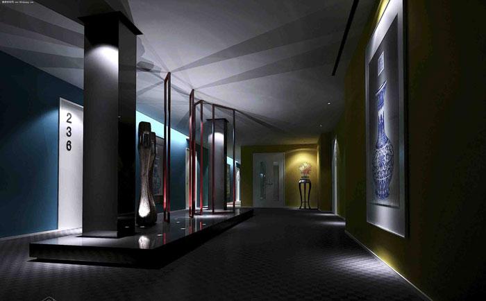 成都酒店装修设计空间的关键点是什么?