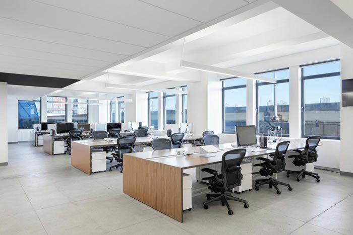 成都广告代理公司装修办公空间