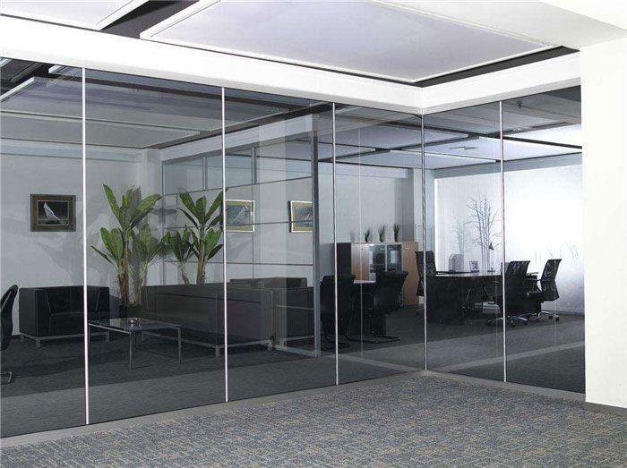 办公室装修设计玻璃隔断