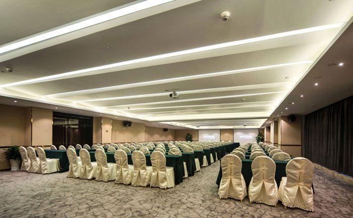 会议型酒店装修设计效果图