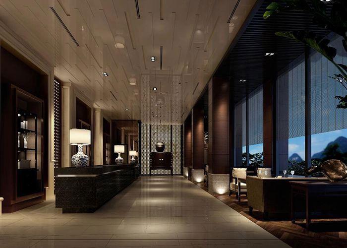 精品酒店怎么装修设计体现整体品质