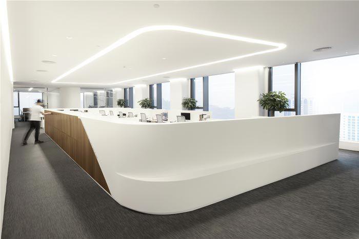 科技公司办公室空间