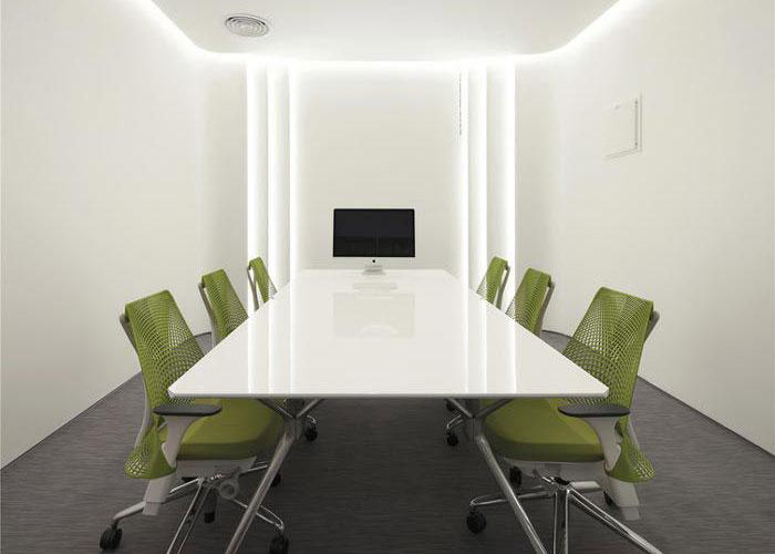 科技公司会议室装修设计